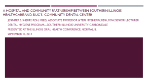 A_Hospital_and_Community_Partnership_Between_SIH_and_CDC_IOHC_Presentation_2014